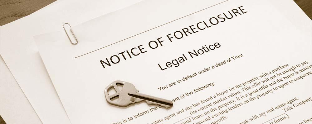 Chicago Foreclosure Recovery Lawyer